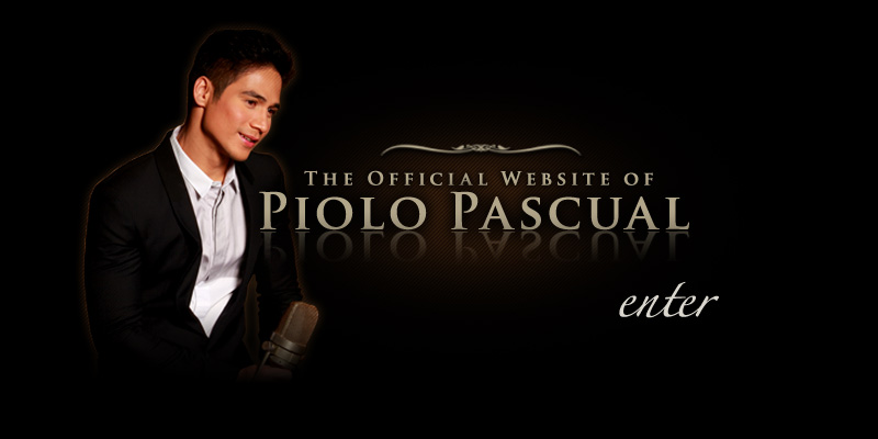 The Official Website of Piolo Pascual